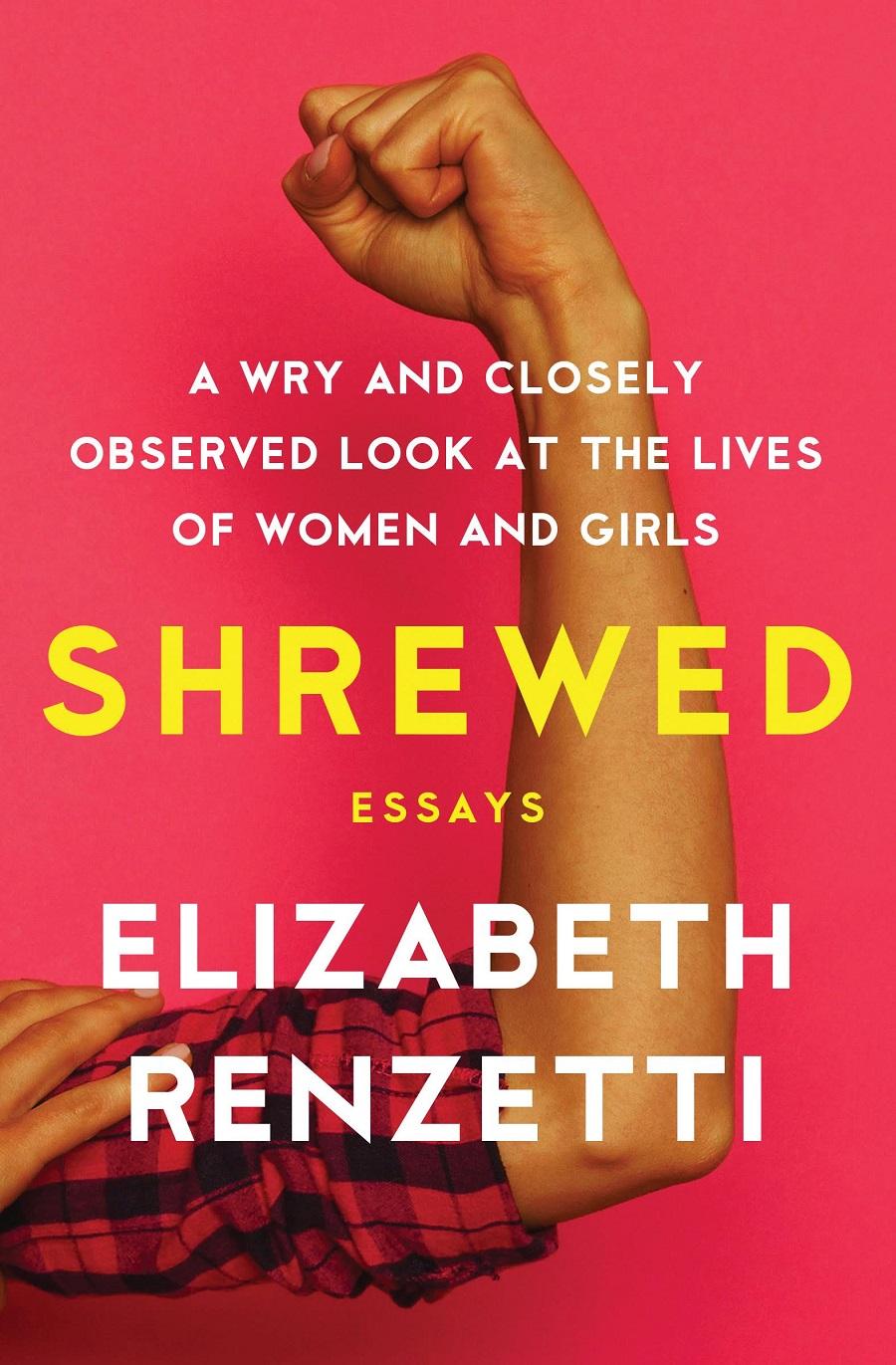 Elizabeth Renzetti Shrewed book cover, Hempster.co